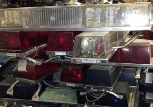 Lightbar wiseguys used emergency equipment vintage lightbars price 600 aloadofball Image collections